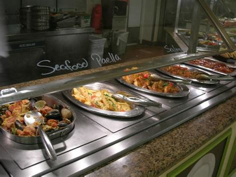 Spanish Food Picture Of The Buffet Las Vegas Tripadvisor Stratosphere Buffet Price
