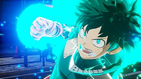 my hero academia 2 841669351x my hero academia one s justice for ps4 and switch gets first trailer coming in 2018 updated