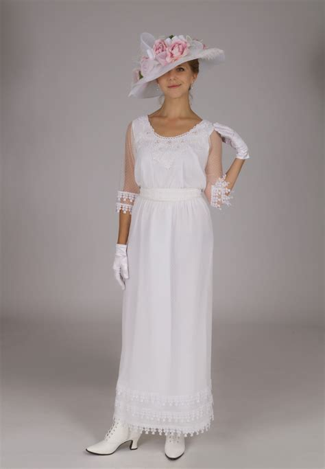 edwardian dress recollections