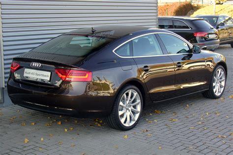 Audi A5 Sportback Facelift by File Audi A5 Sportback 2 0 Tdi Teakbraun Facelift Heck Jpg