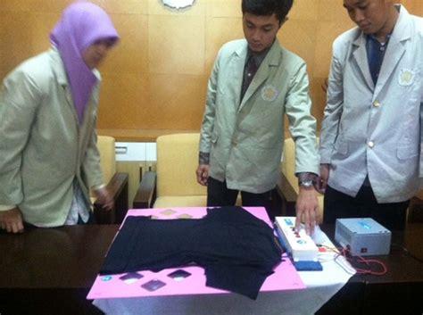 Mesin Pelipat Baju 5 mahasiswa ugm bikin alat pelipat baju otomatis merdeka