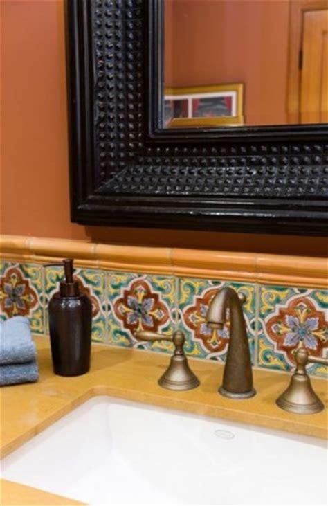 Talavera Bathroom by Talavera Touches Eclectic Bathroom Los Angeles By