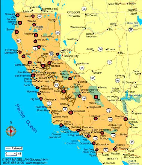 map of oregon california map of california to oregon deboomfotografie