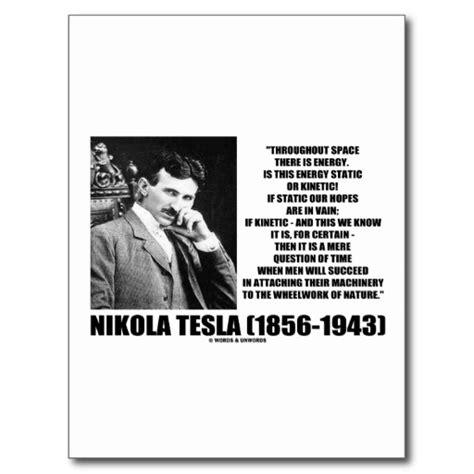 Tesla Quotes Energy Nikola Tesla Quotes On Energy Quotesgram