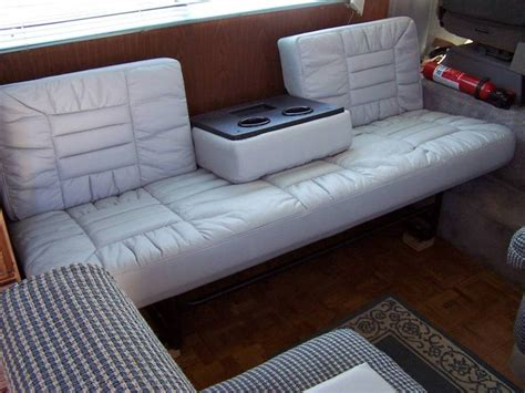 motorhome couches motorhome sofa rv sofas glastop motorhome furniture custom
