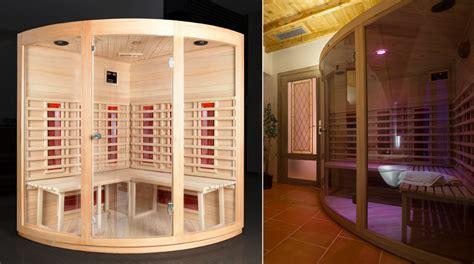 come funziona il bagno turco sauna infrarossi come funziona