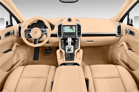 porsche cayenne interior 2017 porsche cayenne reviews and rating motor trend