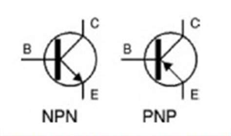 gambar transistor npn dan pnp komponen komponen elektronika gambar skema rangkaian elektronika