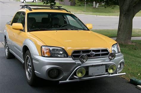 Custom Subaru Baja by Bajabob 2003 Subaru Baja Specs Photos Modification Info