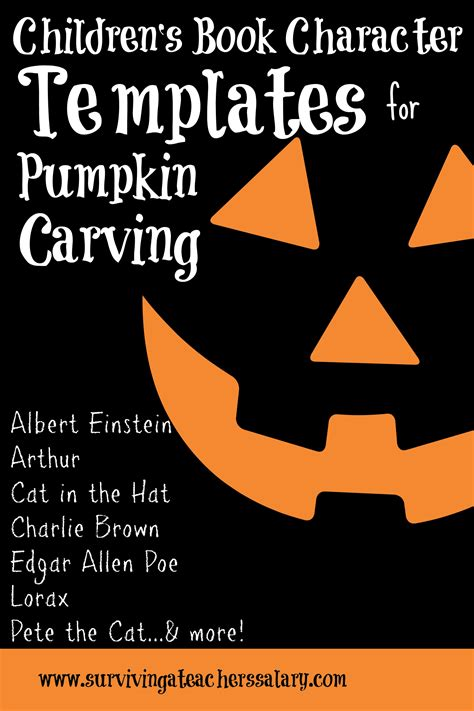 pumpkin book report template book report on cat in the hat