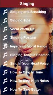 learn to sing better how to sing better improving vocal range mixed voice