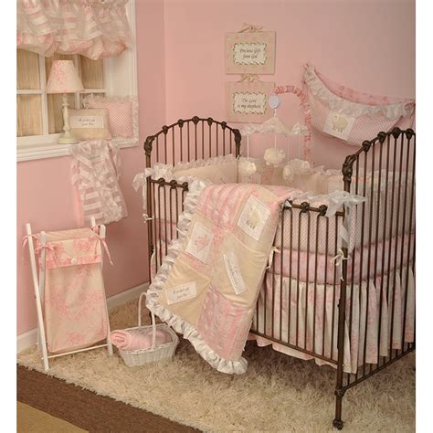 Heaven Sent Crib Bedding 10 Stunning Pink Nursery Ideas For Your Baby