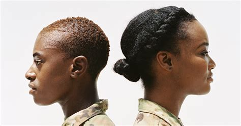 black women air force hairstyles these inspiring black servicewomen are embracing natural