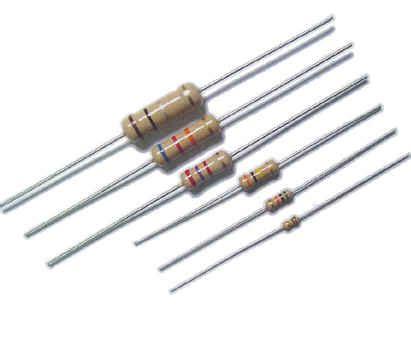 resistor elektro resistor karbon zona elektro