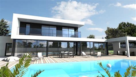 maison moderne top