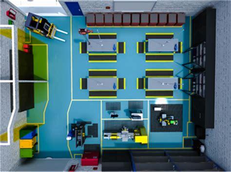 maintenance workshop layout plans ime process design maintenance workshop