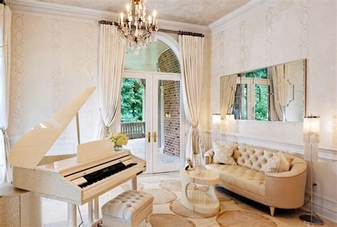 Living Room With Piano by Piano Room Traditional Living Room Dc Metro By Dahlia Design