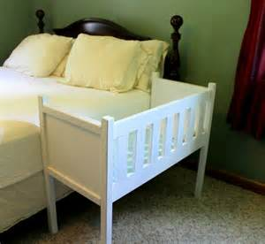Diy Toddler Bed From Crib Diy Crib 5 Dreamy Designs Bob Vila