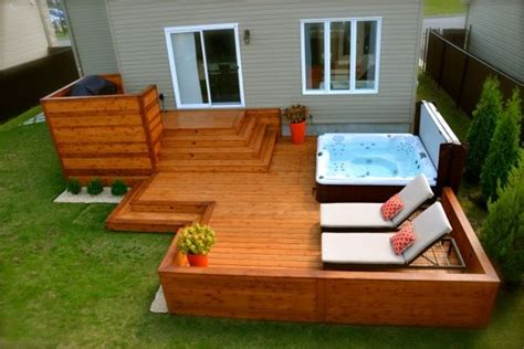 Terrasse Spa Patio by Patio Plus Patio Et Spa Garden Ext 233 Rieur