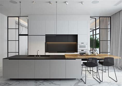 Cucine Bianche E Nere by Cucina E Nera Eccovi 20 Modelli Dal Design Moderno