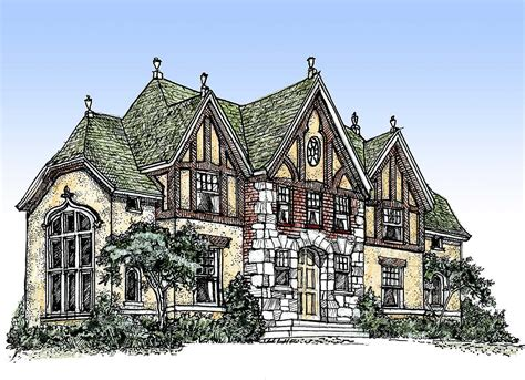 Tudor Home Plans by Tudor House Plans House Style And Plans