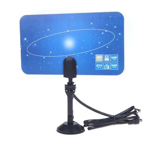 antenna tv interna migliore antenna tv interna digitale hdtv dtv hd vhf uhf