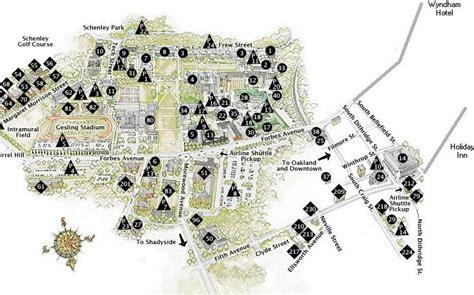 cmu map index of rnau cmu map with hotels files