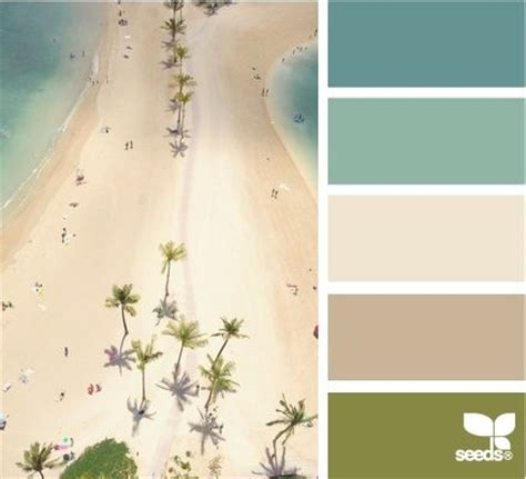 soothing color schemes relaxing colors color combinations pinterest
