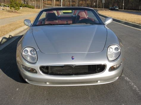 2003 maserati spyder 2003 maserati spyder 2003 maserati spyder for sale to