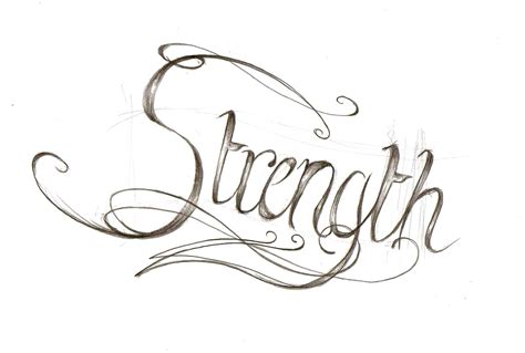 strength symbol tattoo designs strength tattoos designs ideas and meaning tattoos for you