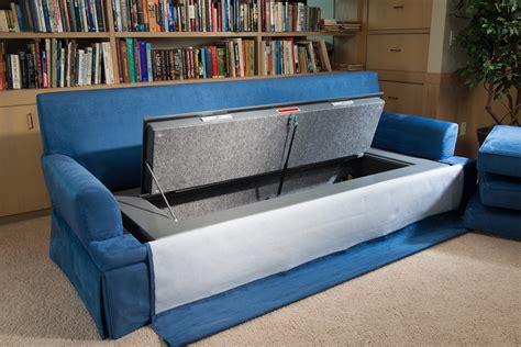 hidden couch couchbunker hidden safe couch 187 gadget flow