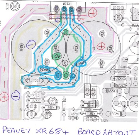 wiring diagram for peavey raptor guitar peavey schematic