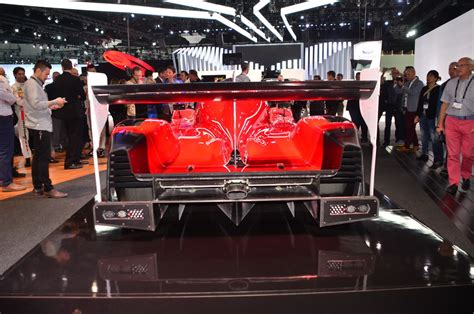 mazda made mazda made a sports car for the track the rt24 p