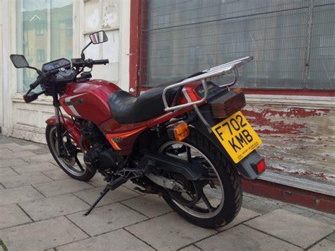scorpion motocross 1989 kawasaki er250 scorpion motorcycle 250cc