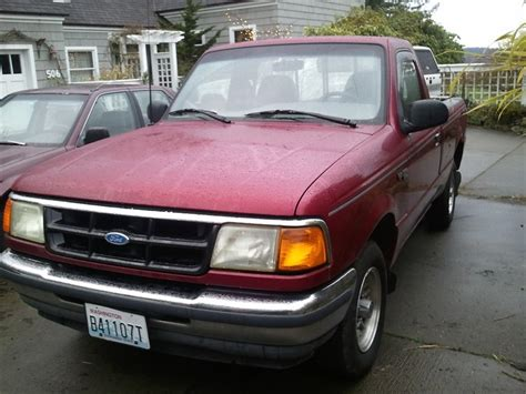 ford ranger bed size 1994 ford ranger bed dimensions
