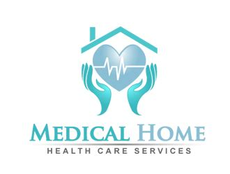 home health care services logo hospital