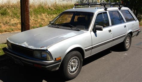 1982 Peugeot 505 Gl Related Infomation Specifications