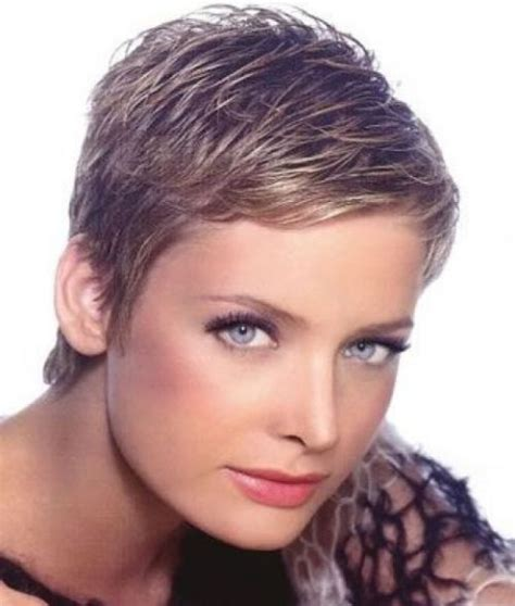 short cuts for fine hair women short hairstyles for older women fine hair di candia fashion