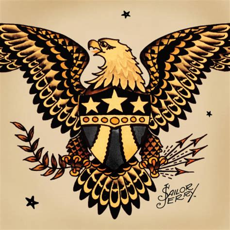 traditional eagle tattoo vector american traditional eagle tattoo designs images for