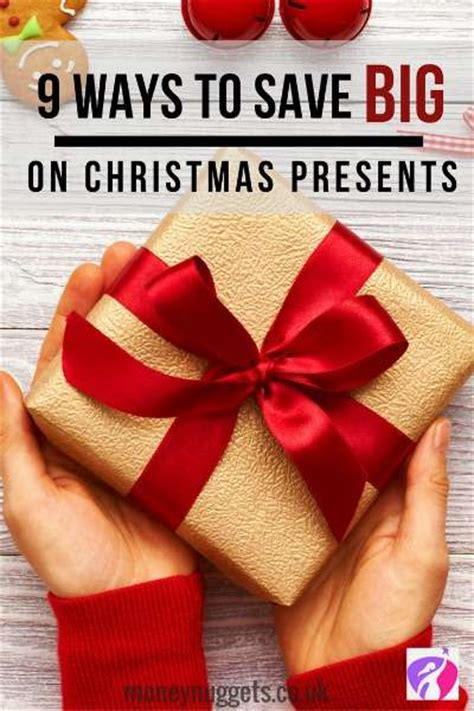 how to save money on christmas presents save money on presents 9 best ways to save money on gifts