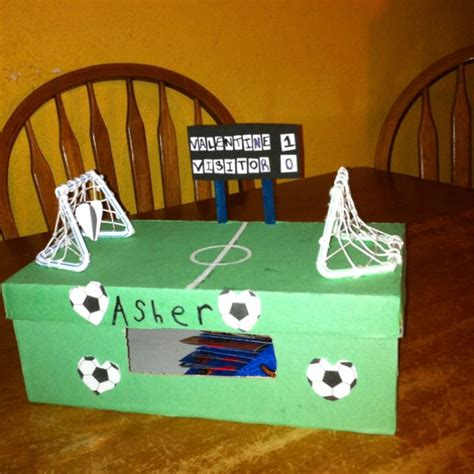 soccer valentines box 1000 images about boxes on toilets