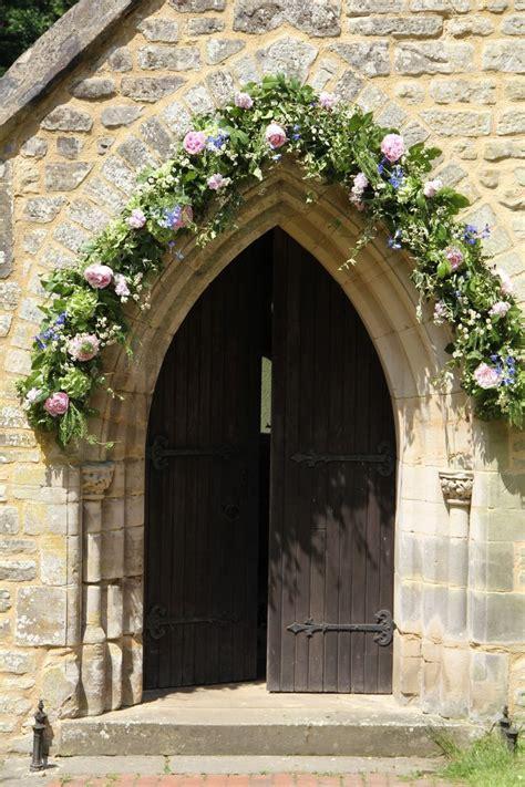 Splendor in the South   wedding, church doors   ~ All