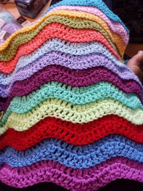 rugged blanket rugged ripples blanket by gage free crochet pattern ravelry afghan