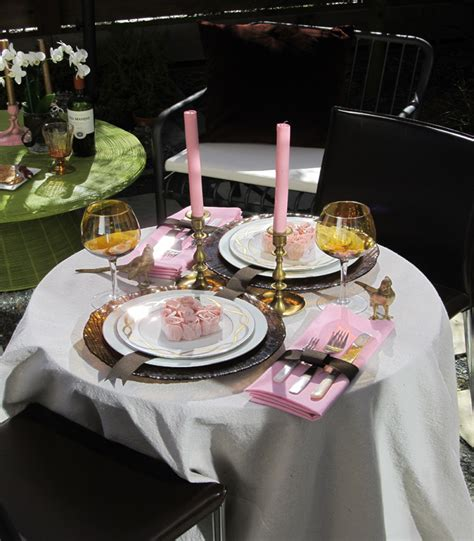 romantic table settings 10 romantic valentine s day table settings blissfully