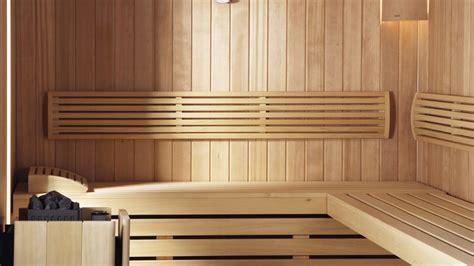 membuat ruang sauna pribadi  rumah