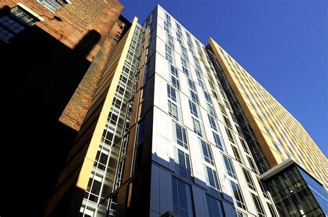 northeastern housing student housing reaches new heights news northeastern