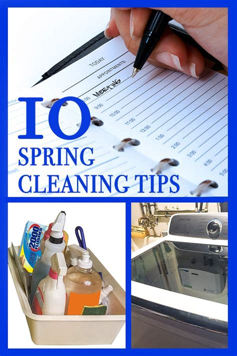 spring cleaning tips 2017 10 spring cleaning tips for the whole house