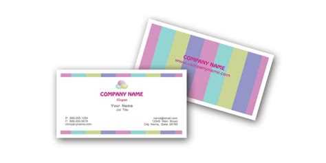microsoft templates for business cards professional