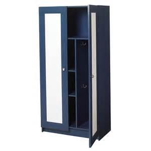 Flexhome blue pine kids storage cabinet