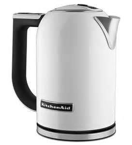 kitchenaid 174 variable temperature electric kettle